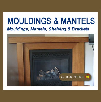 Mouldings and Mantels Tile Back